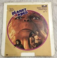 Vintage RCA Video Disc Planet Of The Apes