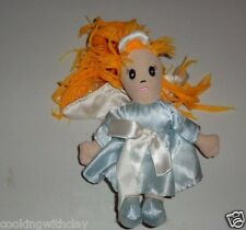 DMCP NATIVITY PLUSH DOLL FIGURE CHRISTMAS HOLIDAY WINGED ANGEL TOY