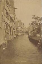 Ulm Bade-Wurtemberg Allemagne Germany Papier Vintage albumine ca 1880
