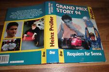 Heinz Prüller -- GRAND PRIX STORY 94 / 1994 // Requiem für Ayrton Senna