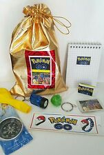 Pokemon Go loot/party bag with 8 items inside, great value