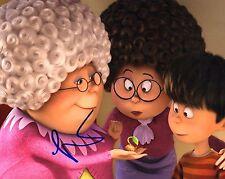 GFA The Lorax Ted's Mom * JENNY SLATE * Signed Autograph 8x10 Photo J3 COA