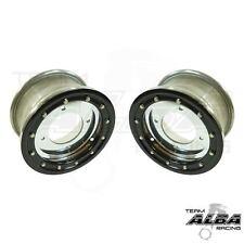 TRX 450R 400EX 300EX Front Wheels  Beadlock  10x5  3+2  4/144  Alba Racing SB 32