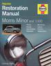 Haynes Morris Minor & 1000 Restoration Manual Riley Wolseley Service Repair Shop