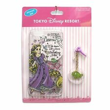 Tokyo Disney Resort Limited Tangled Disney Princess iPhone 6 Case with Charm