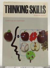 Thinking Skills Richard W. Samson 1965 Guide Logic Comprehension SC Illustrated