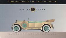 Canada - Automobiles - 1490 Presentation Pack - Canada Po Cachet - 1993
