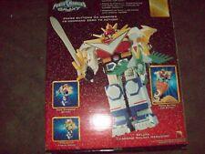 NIB Power Rangers DELUXE CHARGING GALAXY MEGAZORD 1999 VINTAGE COMPLETE
