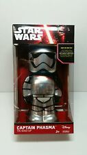 STAR WARS THE FORCE AWAKENS WIND UP TIN TOY FIGURE CAPTAIN PHASMA