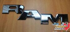 2015-2018 Dodge Ram 1500 - 3500 Chrome R A M Ram Emblem Lettering Logo Mopar OEM