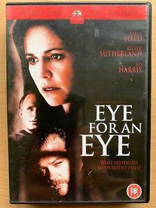 An Eye for An Eye DVD 1996 Rape Revenge Female Mother Vigilante Thriller Movie
