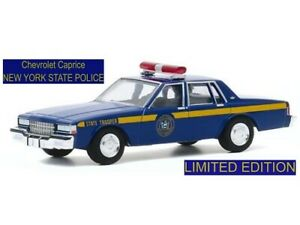 Chevrolet Caprice NEW YORK STATE POLICE  Greenlight  LIMITED EDITION 1:64  OVP