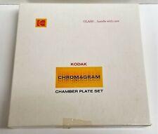 Kodak Chromagram Chamber Plate Set for TLC
