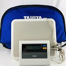 Tanita BWB-800A Digital Scale Mount Pro Display 440 lb Max Battery Powered WW