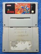 *OUTER CASE ONLY* MEGAMAN 7 - SNES - RARE - Super Nintendo  - Mega Man