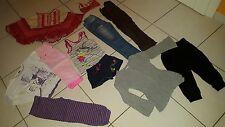 lot vêtements été fille 7 ans vertbaudet  orchestra et au fil de l'imaginaire