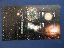 DX29 ACROSS THE UNIVERSE NVI COMMEMORATIVE STAMP PANE MS2315a PRESTIGE BOOKLET