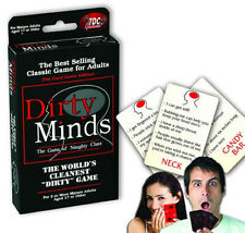 Dirty Minds: The Game of Naughty Clues Small brand new sealed