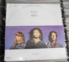 ONE 2 MANY -MIRROR- MEXICAN LP 1989 STILL SEALED 80'S POP