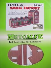 Metcalfe Kit PO283. Small factory. OO Gauge