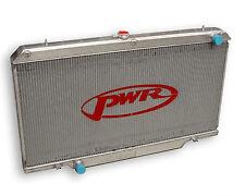 PWR ALUMINIUM RADIATOR NISSAN PATROL GU 4.2 TURBO DIESEL Y61 PWR0381