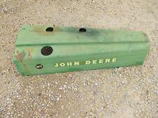 John Deere Mt Tractor Jd Engine Motor Hood Cover