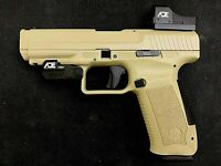 Flashlight and Laser Sight Combo For Canik 9mm TP9SA TP9SF TP9SFX
