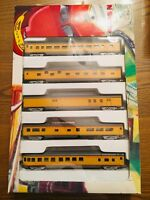 Con-Cor N Scale Passenger, 5 Car Set Milwaukee Road  #0001-004017