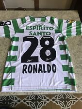 Maglia Cristiano Ronaldo Sporting Lisbona