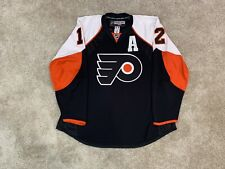 Philadelphia Flyers Authentic Edge NHL Center Ice Jersey 56 Gagne Fight Strap