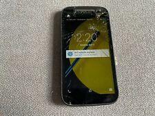 Motorola Moto E (2nd Gen.) - 8Gb - Black (Unlocked) Smartphone