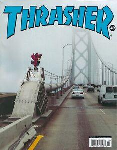 Thrasher Skateboard Magazine      September 2021