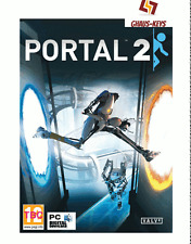 Portal 2 Steam Key Pc Game Download Code Pc Spiel Game Global [Blitzversand]