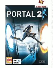 Portal 2 Steam Key Pc Game Download Code Pc Spiel Game Global [Blitzversand]