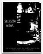 ADAT Inside ADAT Maintenance and Technology PDF Manual