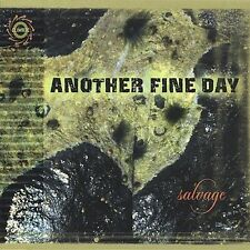 ANOTHER FINE DAY Salvage (CD 2000) 9 Songs Digipak Case Ambient Alt
