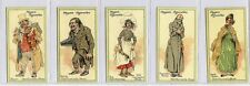 Full Set, Players, Characters From Dickens 2nd Series 1912 Mainly VG (Lt175-332)