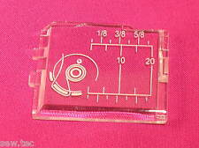 SLIDE PLATE BOBBIN COVER TO FIT JANOME AND ELNA SEWING MACHINES #830302002