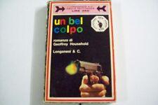 GEOFFRAY HOUSEHOLD-UN BEL COLPO-LONGANESI COLLEZIONE SPIA CONTRO SPIA 5 1968!1°&