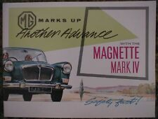 1962 MG MGB Magnette Mark IV Sales Brochure 62