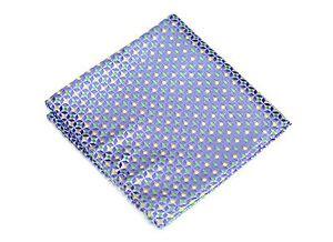 Lord R Colton Masterworks Pocket Square - Herne Purple Silk - $75 New