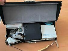 Polaroid 350 mit Koffer und Zubehör, Gerät Nr.1