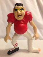 Vintage 1986 H G Toys Football Critch Crutcher action figure