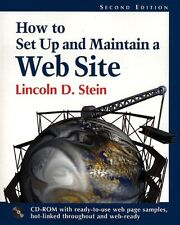 How to Set-Up and Maintain a Web Site (2nd Edition