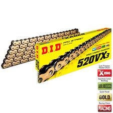 DID 520 VX3 Heavy Duty X-Ring Drive Chain GB 120 Link