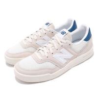 New Balance CRT300E2 D White Beige Blue Men Women Unisex Casual Shoes CRT300E2D