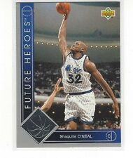 1993-94 UPPER DECK BASKETBALL FUTURE HEROES SHAQUILLE O'NEAL #35 OF 36 - MAGIC