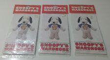 Snoopy's Wardrobe Handsome Dog Shirt for Baby Plush Snoopy 0821