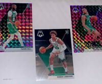 2019-20 Mosaic Pink Camo Carsen Edwards RC+Tacko Fall+Romeo Langford Celtics Lot