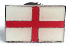 St. George's Cross England Flag - UK Imported Enamel Pin